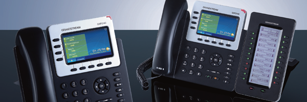 GrandStream GXP2140 GXP2160 VoIP Products